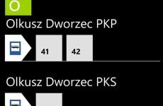 """Więcej o: Aplikacja z rozkładem jazdy ZKG """"KM"""" już na Windows Phone"""