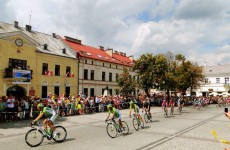 Więcej o: Utrudnienia w ruchu 14 lipca (czwartek) – Tour de Pologne